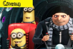 Banana! I minions al cinema